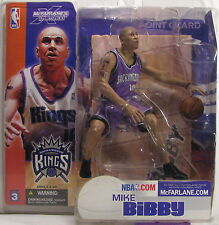 McFarlane Mike Bibby 10 NBA Sacramento Kings Chase Variant Srs 3 03 Figure NIP