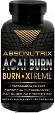 Absonutrix Burn Garcinia Cambogia Green Tea Weight Loss Fat Burner green tea