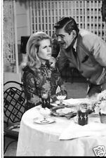 BEWITCHED ELIZABETH MONTGOMERY DICK YORK ON SET RARE 1967 ABC TV PHOTO NEGATIVE