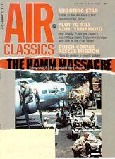 Air Classics V25 N4 Lockheed P-80 Shooting Star Usaf