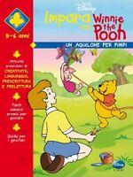 Un aquilone per Pimpi 5+ Winnie the Pooh - Disney - Libro nuovo in offerta !