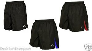 """More Mile Baggy 7"""" Mens Running Sports Shorts - Gym Fitness Exercise XS-XL"""