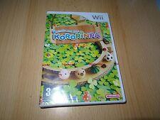 KORORINPA - BOLA GIRATORIA LABERINTO Game Nintendo Wii (NUEVO PRECINTADO)