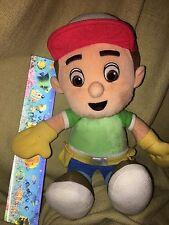 """Disney Handy Mandy 12"""" Boy Doll PLUSH"""