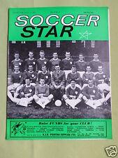 SOCCER STAR - UK FOOTBALL MAGAZINE -11 JAN 1964 - LEICESTER CITY
