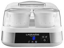 Lagrange 459602 La nueva yaourtière-fromagère ha sido diseñado para satisfacer