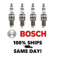 4 Bosch 7900 Spark Plugs PORSCHE 911 928 933 924 1984 - 1989 1990 1991 WR 7 DC+