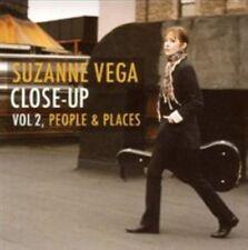 Suzanne Vega - Close-Up, Vol. 2 (People & Places, 2010)