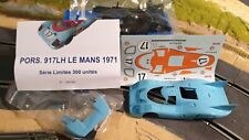 MMK PSK PROTO SLOT KIT RESIN Porsche 917 LH #17 LM71 Limited Edition 300 world