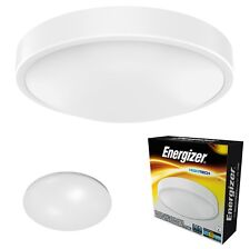 Energizer LED Bathroom Automatic Light Fitting Microwave PIR Motion Sensor