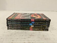 Stephen King The Green Mile Serial Complete Set Part 1-6 Paperback 1996 FreeShip