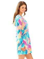 Lily Pulitzer Rylie Cover Up Beach Dress SPF 50 XS