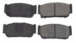 For 06 Sedona 03-09 Sorento 3.3L 3.5L 3.8L Rear Ceramic Disc Brake Pad New