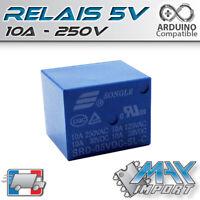 Relais 5V 10A Songle SRD-05VDC-SL-C T73 4039Z 250V