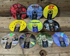 Dreamcast Bundle x10: Tomb Raider, Virtua Fighter, Ready 2 Rumble *DISCS ONLY*