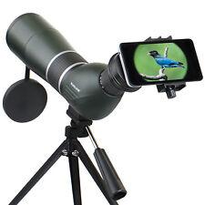 IPRee 12-36X50A/15-45X60A Monocular Bird Watching Telescope HD Optic Zoom Lens V