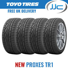 4 x 225/40/18 R18 92Y XL Toyo Proxes TR1 Performance Road Tyres 2254018 New T1-R