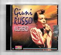 GIUNI RUSSO ALGHERO CD Replay music Sigillato