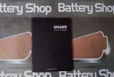 Uhans A101 2450mAh Batería Original UK/EU STOCK
