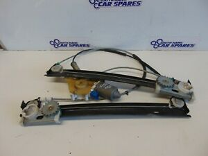 Mini R50 R53 01-06 3 Door Passenger Left Front electric Window Regulator + Motor