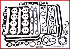 Engine Full Gasket Set-GAS, OHV, CARB, 2BBL, Natural, General Motors, 16 Valves