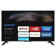 "Element 40"" 1080p 60Hz Smart Led Hd Tv - Black (Elst4017) - Brand New."
