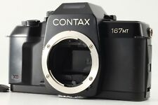 【EXCELLENT+5】Contax 167 MT 35mm SLR Film Camera Body from JAPAN #58