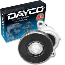 Dayco Drive Belt Pulley for 2007-2009 Suzuki SX4 2.0L L4 - Tensioner nj