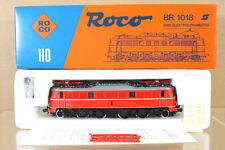 ROCO 04141E OBB ÖBB ORANGE CLASS BR 1018  02 E-LOK LOCO MINT BOXED ni