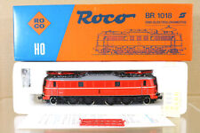 ROCO 04141e Obb öbb naranja clase BR 1018 02 E-LOK LOCO MENTA EN CAJA NI
