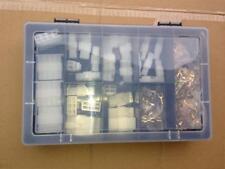 Electrical Wiring Harness Loom Repair Kit 30 6.3mm Plugs 50 Bullets Honda