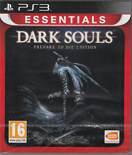 Dark Souls Prepare to Die Edition PS3 Sony PlayStation 3 Brand NewFactory Sealed