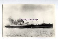 pf8119 - Federal Steam Nav Cargo Ship - Shropshire , built 1911 - photograph