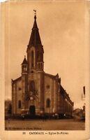 CPA Carmaux - Eglise St-Privat (477809)