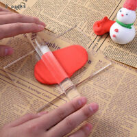 2PCS Acrylic Sculpey Non-Stick Roller Pin Stamping Brayer Polymer Clay Fimo Tool