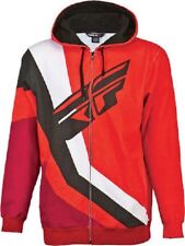 FLY RETRO HOODY RED LARGE