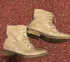 Women's Size 11 Combat Boots