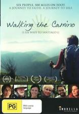 WALKING THE CAMINO ( SIX WAYS TO SANTIAGO ) DVD NEW AND SEALED