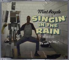 MINT ROYALE - SINGIN' IN THE RAIN 2005 EU CD SINGLE DIRECTION RECORDS