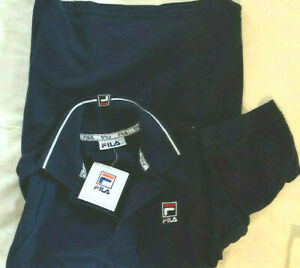FILA TRACK PANTS & TOP
