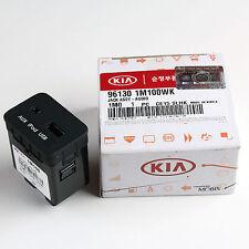 Genuine OEM Kia AUX ipod USB Jack Assy for 2010-13 Forte, Koup, 96130-1M100WK