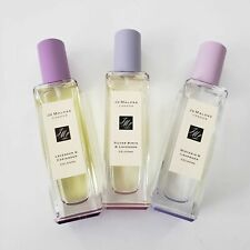 Jo Malone London Lavender Colognes   Wisteria Coriander Silver Birch 30ML   NEW
