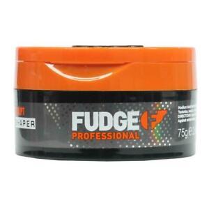 Fudge Hair Shaper SCULPT 75g Gummy - SALON - BARBER - FREE POSTAGE