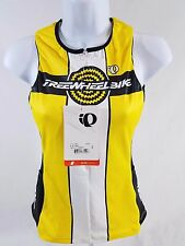 Pearl Izumi Freewheel Bike Elite Tri Singlet Women's Triathlon Size Large