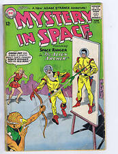 Mystery in Space #92 DC Pub 1964