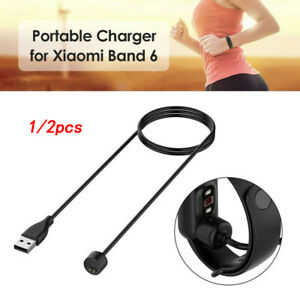 For Xiaomi Mi Band 5/6 Charger USB Cable Smart Bracelet Charge Lead Replacement