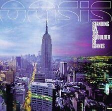 Oasis - Standing On The Shoulder Of Giants [New Vinyl] Explicit, Gatefold LP Jac