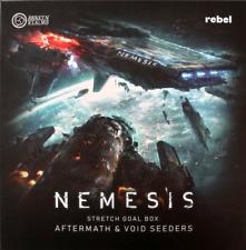 Nemesis Aftermath + Void Seeders Board Game Kickstarter Stretch Goals  w/medic