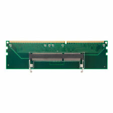 Ddr3 1.5v Laptop So-dimm to Desktop DIMM Memory RAM Connector Adapter Ac1393