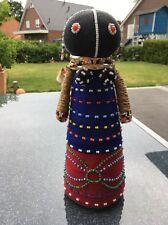 ALTE AFRIKANISCHE KULT PUPPE / POUPÉE AFRICAINE ANCIENNE / AFRICAN DOLL